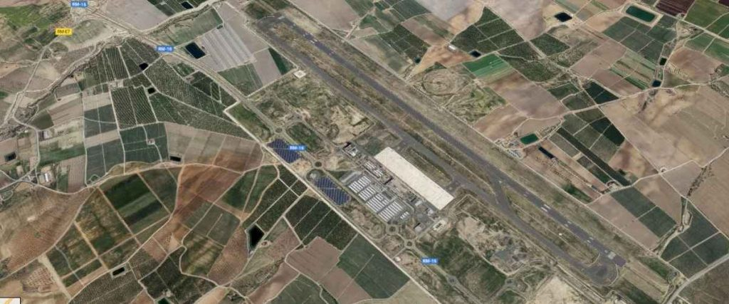 Corvera Airport opens to passenger air traffic in December 2018